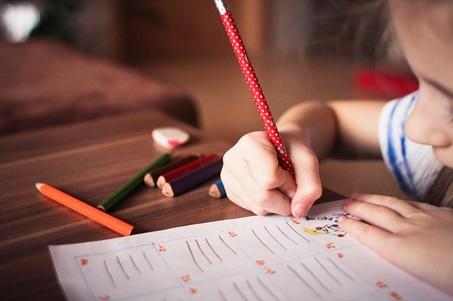 child-school-work